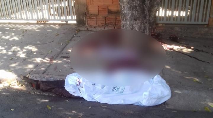 #Adolescente morre em MT após atirar na própria perna ao guardar arma na cintura