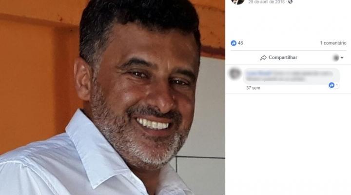 #Morador é obrigado a se deitar em calçada e é morto com tiros na cabeça na frente de casa em MT