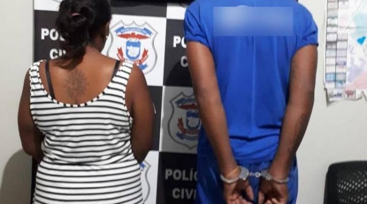 #Pai e madrasta são presos suspeitos de torturar menino de 5 anos e colocar elástico no pênis dele por fazer xixi na calça