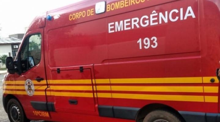 #Ambulância de Nova Mutum se envolve em acidente na MT-010; um morto