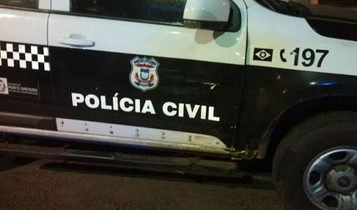 Motociclista que se envolveu em acidente com morte em Juína foi identificado pela PC