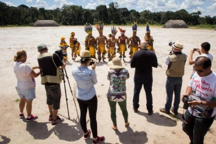 Grupo invade terras indígenas e Funai é recebida a tiros; MST nega participação