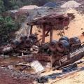 Corpo de motorista de caminhão que caiu de ponte em obras é encontrado em meio aos destroços em MT