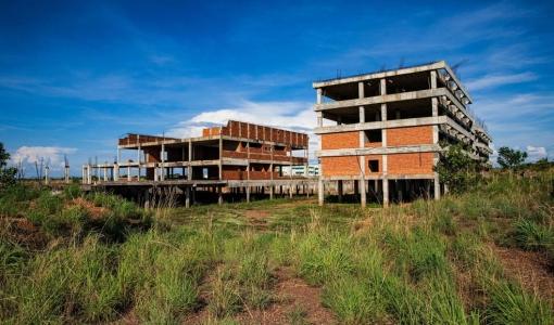 Governo retoma obra de hospital paralisada desde 2013 em Cuiabá
