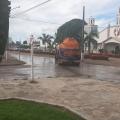 Vazamentos de dejetos provoca mau cheiro e prejudica moradores em Juína