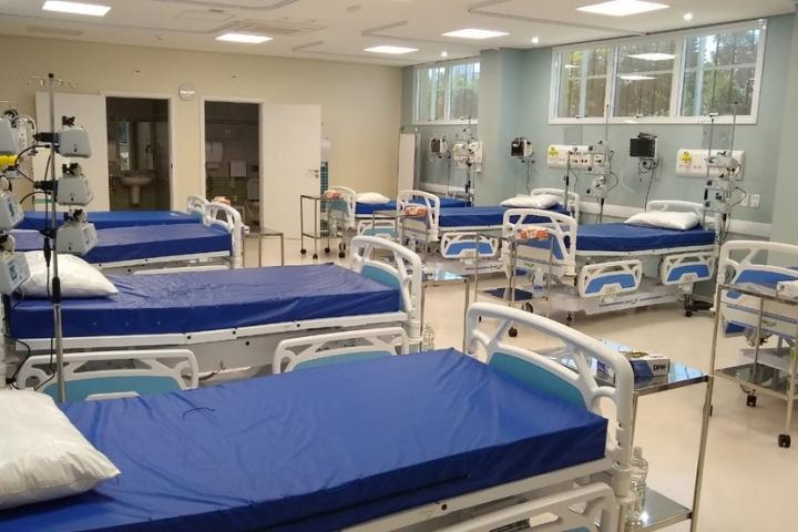 MT registra redução de 18,1% no número de internações de pacientes com Covid-19