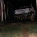 Homem é assassinado e tem S10 e casa incendiados em MT