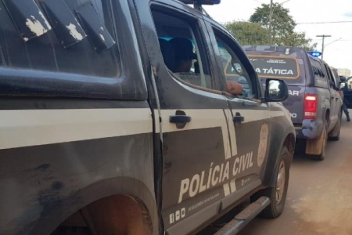 Jovem é morto a tiros e outro fica baleado gravemente em Aripuanã