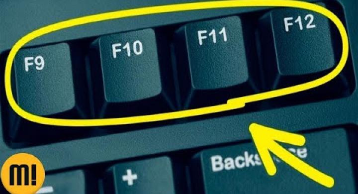 Oito recursos escondidos no seu teclado