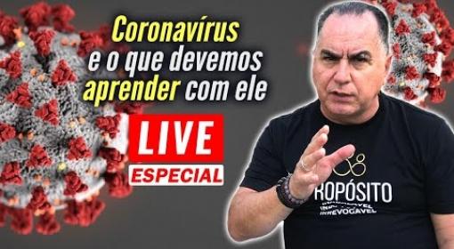 Coronavírus e o que Devemos Aprender com Ele